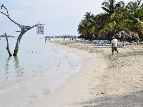 Gov't Scraps Plans To Construct Controversial Negril Breakwater Structures