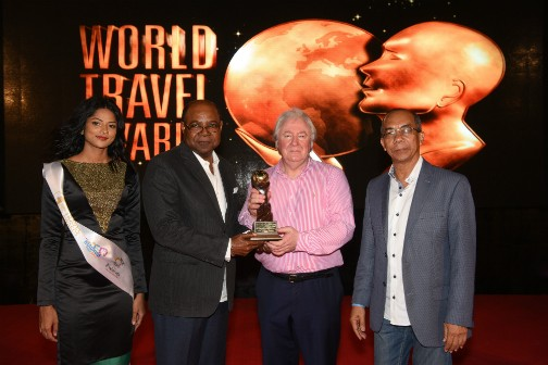 Jamaica Cops Top Awards at the 23rd Annual World Travel Awards