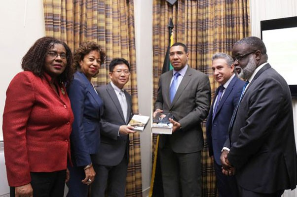 GOJ Partners with Singapore to Develop Special Economic Zone