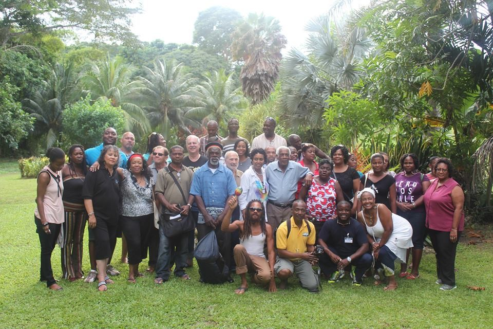 IIPT-Community-Tourism-Conference-participants-at-Rasta-Village-St.-James