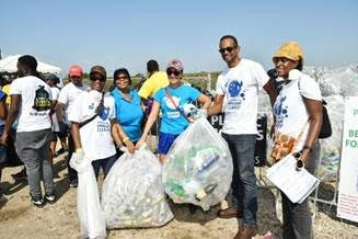 Ministry of Tourism TEF Invests $10 million in 2018 International Coastal Cleanup Day Activities