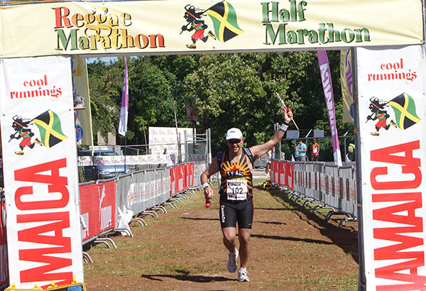 Reggae Marathon a Major Boost to Negril's Economy